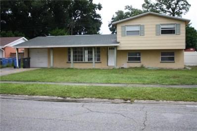 6407 Crest Hill Drive, Tampa, FL 33615 - MLS#: T3128923