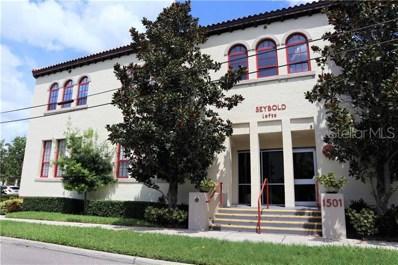 1501 W Horatio Street UNIT 109, Tampa, FL 33606 - MLS#: T3128939