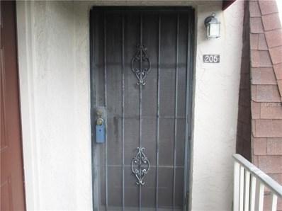 9113 W Hillsborough Avenue UNIT J205, Tampa, FL 33615 - MLS#: T3128959