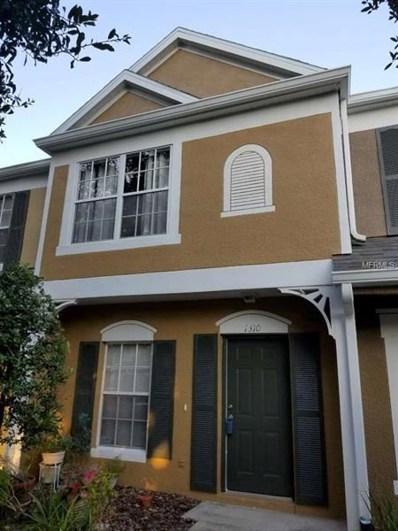 1310 Throckmorton Drive, Wesley Chapel, FL 33543 - MLS#: T3129194