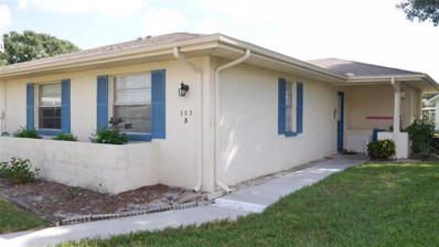 303 Fowling Court UNIT B, Sun City Center, FL 33573 - MLS#: T3129225