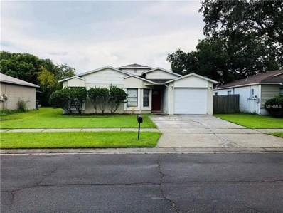 1527 Thistledown Drive, Brandon, FL 33510 - #: T3129279