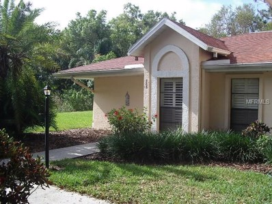 323 Knottwood Court UNIT 1, Sun City Center, FL 33573 - MLS#: T3129443