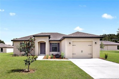 26349 Bertram Road, Brooksville, FL 34602 - MLS#: T3129469