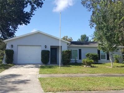 8708 Woodmont Lane, Port Richey, FL 34668 - MLS#: T3129479