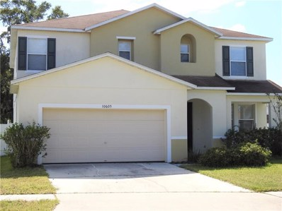 10605 Dawns Light Drive, Riverview, FL 33578 - MLS#: T3129520