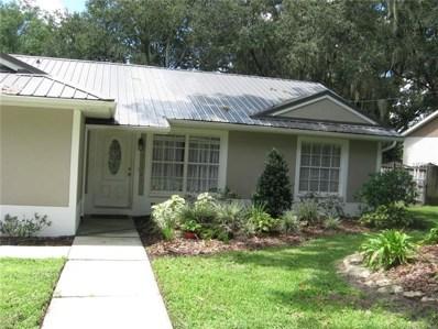 12143 Meadow Lane, San Antonio, FL 33576 - MLS#: T3129573