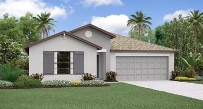 9606 Sage Creek Drive, Ruskin, FL 33573 - MLS#: T3129741