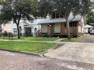1017 Crescent Lake Drive, St Petersburg, FL 33701 - MLS#: T3129912
