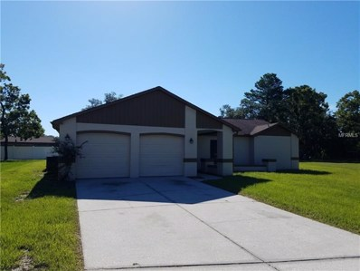 8031 Wooden Drive, Spring Hill, FL 34606 - MLS#: T3129914
