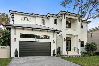 5004 S The Riviera Street, Tampa, FL 33609 - MLS#: T3129973