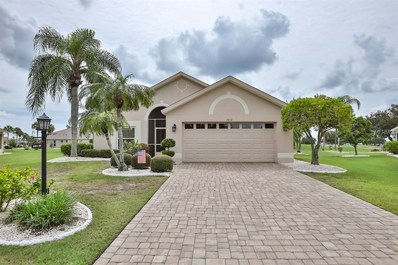 2010 Prestancia Lane, Sun City Center, FL 33573 - MLS#: T3130160