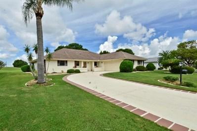 1018 El Rancho Drive, Sun City Center, FL 33573 - MLS#: T3130173