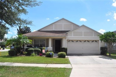 11121 Rodeo Lane, Riverview, FL 33579 - MLS#: T3130374