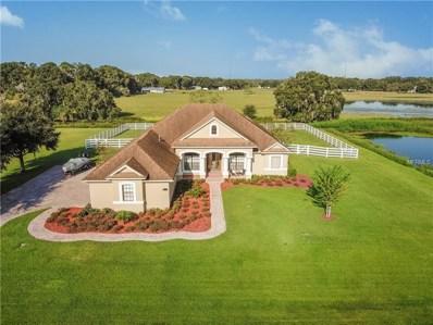 2880 Saddle Ridge Lane, Lakeland, FL 33810 - MLS#: T3130407