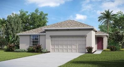 7020 Wiseman Run Drive, Ruskin, FL 33573 - MLS#: T3130435