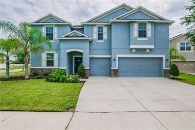 18684 Milton Keynes Court, Land O Lakes, FL 34638 - MLS#: T3130436