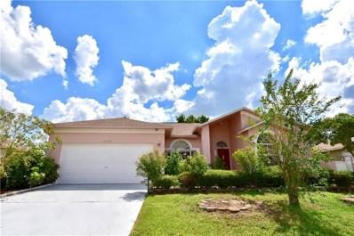 1627 Sand Hollow Lane, Valrico, FL 33594 - MLS#: T3130490