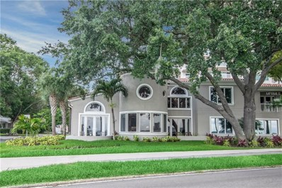 3507 Bayshore Boulevard UNIT 101, Tampa, FL 33629 - MLS#: T3130532