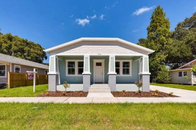 410 E Flora Street, Tampa, FL 33604 - MLS#: T3130802