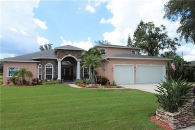 2808 Wedgewood Drive, Plant City, FL 33566 - MLS#: T3130928