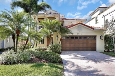 2934 W Knights Avenue, Tampa, FL 33611 - MLS#: T3130956