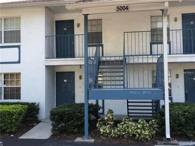 5004 Bordeaux Village Place UNIT 102, Tampa, FL 33617 - MLS#: T3131088