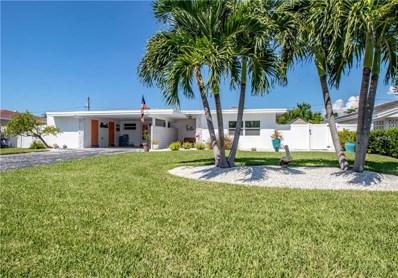 10112 Paradise Boulevard, Treasure Island, FL 33706 - MLS#: T3131349