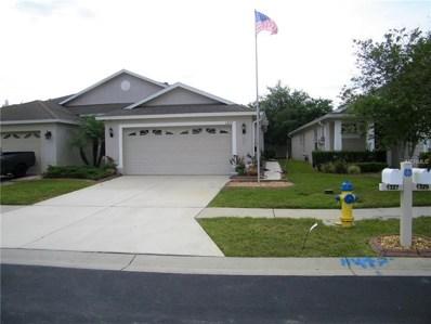 1327 Ambridge Drive, Wesley Chapel, FL 33543 - MLS#: T3131377