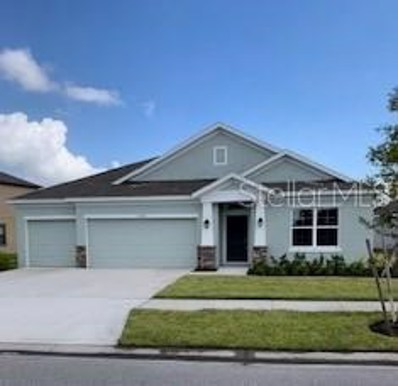 5070 Ivory Stone Drive, Wimauma, FL 33598 - MLS#: T3131407