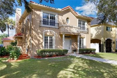 4409 W Leona Street, Tampa, FL 33629 - MLS#: T3131499