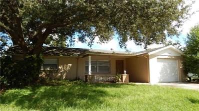 8233 Fishhawk Avenue, New Port Richey, FL 34653 - MLS#: T3131516
