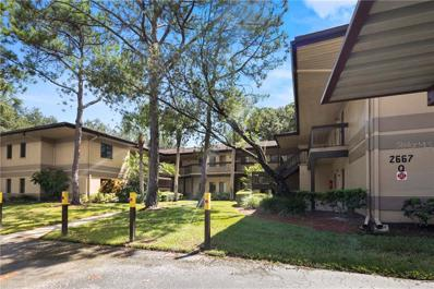 2667 Sabal Springs Circle UNIT 101, Clearwater, FL 33761 - MLS#: T3131769