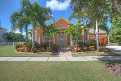 510 Islebay Drive, Apollo Beach, FL 33572 - MLS#: T3131946