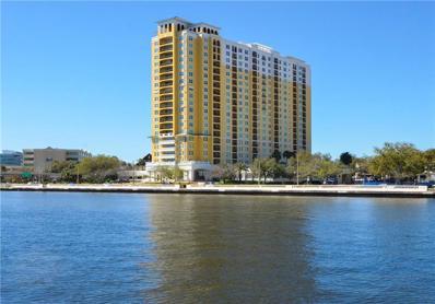 345 Bayshore Boulevard UNIT 1401, Tampa, FL 33606 - MLS#: T3132012