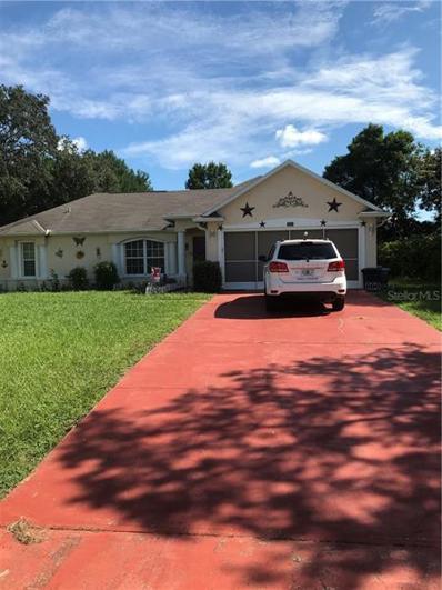 11588 Linden Drive, Spring Hill, FL 34608 - MLS#: T3132173