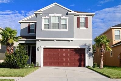 1567 Tallulah Terrace, Wesley Chapel, FL 33543 - MLS#: T3132239