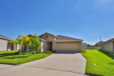 323 Cascade Bend Drive, Ruskin, FL 33570 - MLS#: T3132267