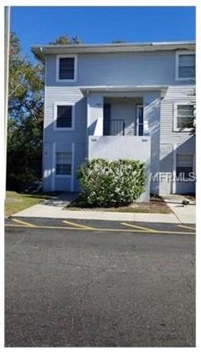 7017 Waterside Drive UNIT 1105, Tampa, FL 33617 - MLS#: T3132283