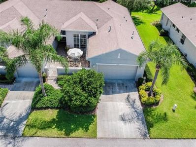 2118 Sifield Greens Way, Sun City Center, FL 33573 - MLS#: T3132468
