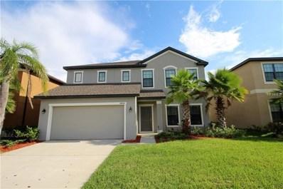 14436 Alistar Manor Drive, Wimauma, FL 33598 - MLS#: T3132564