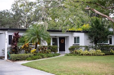 818 E River Drive, Temple Terrace, FL 33617 - MLS#: T3132829