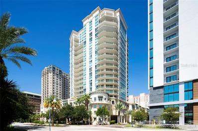 450 Knights Run Avenue UNIT 907, Tampa, FL 33602 - #: T3132921