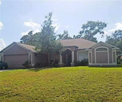 8414 Bay Drive, Spring Hill, FL 34606 - MLS#: T3132970