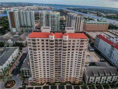 371 Channelside Walk Way UNIT 1902, Tampa, FL 33602 - MLS#: T3133202