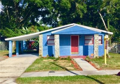 4603 N 37TH Street, Tampa, FL 33610 - MLS#: T3133512