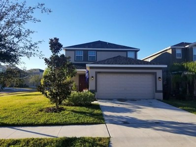 6402 Trent Creek Drive, Ruskin, FL 33573 - MLS#: T3133685