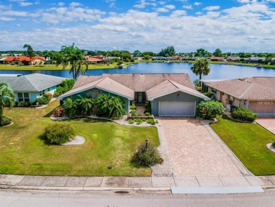1702 New Bedford Drive, Sun City Center, FL 33573 - MLS#: T3133748