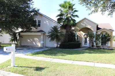 9718 Mary Robin Drive, Riverview, FL 33569 - MLS#: T3134044