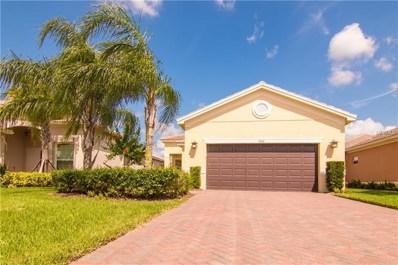 5106 Cobble Shores Way, Wimauma, FL 33598 - MLS#: T3134194